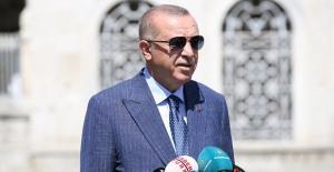 """Cumhurbaşkanı Erdoğan: """"Ekonomide Dalgalanmalar Her Zaman Olur"""""""