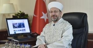 Diyanet İşleri Başkanı Erbaş'tan Hicri Yeni Yıl Mesajı