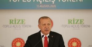 """""""Doğu Akdeniz'de, Libya'da, Ege'de Haklarımızı Sonuna Kadar Korumaya Odaklandık"""""""