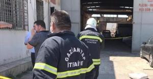 Gaziantep'te Küçük Sanayi Sitesinde Patlama: 5 Yaralı
