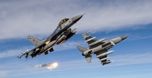 Irak'ın Kuzeyine Hava Harekatı: 3 Terörist Etkisiz Hale Getirildi