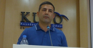 Kuşadası Belediye Başkanı Günel, KUTO Meclis Toplantısı'na Konuk Oldu