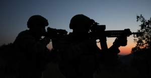 Zeytin Dalı Bölgesinde 4 Terörist Gözaltına Alındı
