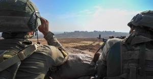 Barış Pınarı Bölgesinde 8 Terörist Etkisiz Hale Getirildi