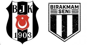 Beşiktaş JK 'nın Tarihi Kampanyası ''Bırakmam Seni'' Destekçileri Youtube'da Buluşuyor