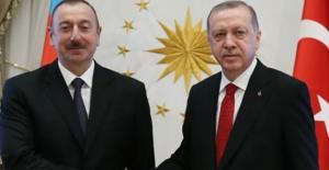 Cumhurbaşkanı Erdoğan, Azerbaycan Cumhurbaşkanı Aliyev İle Telefonda Görüştü