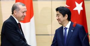 Cumhurbaşkanı Erdoğan, Japonya Başbakanı Abe İle Telefonda Görüştü