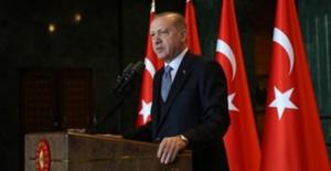 Cumhurbaşkanı Erdoğan'dan Şehit Jandarma Uzman Çavuş Çatal'ın Ailesine Başsağlığı Mesajı
