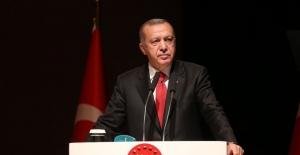 Cumhurbaşkanı Erdoğan'dan Şehit Piyade Uzman Onbaşı Aslan'ın Ailesine Başsağlığı Mesajı
