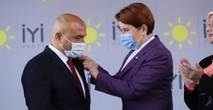 Erhan Usta İYİ Parti'ye Katıldı