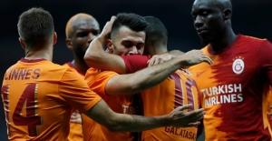 Galatasaray Bir Üst Turda