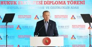 """""""Hayata Geçirdiğimiz Reformlarla Demokrasimizin Üzerindeki Tüm Vesayet İzlerini Ortadan Kaldırdık"""""""