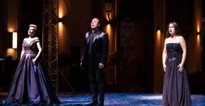 İstanbul Devlet Opera Ve Balesi Gala Konseri İle Beyoğlu Talimhane Sahnesi'nde