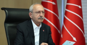 Kılıçdaroğlu'ndan Şehit Astsubay Aktay İçin Başsağlığı Mesajı