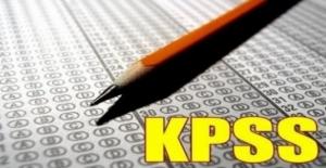 KPSS Ortaöğretim Sınav Başvuruları Başladı