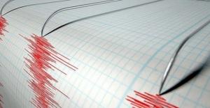 Malatya'da 4,5 Şiddetinde Deprem Meydana Geldi
