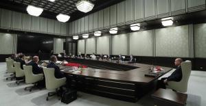 """MGK Bildirisi: """"Bölgedeki Doğal Kaynakların Adilane Bir Şekilde Paylaşımı Konusunda Türkiye Her Platformda Ve Öncelikle Diyalogdan Yanadır"""""""