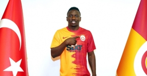 Oghenekaro Peter Etebo Galatasaray'da