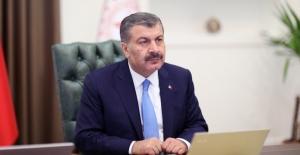 """Sağlık Bakanı Koca'dan DSÖ'ye Öneri: """"2021 Sağlık Çalışanları Yılı"""" Olsun"""