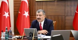 """Sağlık Bakanı Koca: """"Günlük En Çok Hasta Görülen İlimiz Ankara"""""""
