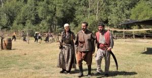 """Şeyh Bedreddin'in Hayatını Anlatan """"Hakikat"""" Filminin Çekimleri Edirne'de Başladı"""