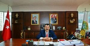 """TÜDKİYEB Genel Başkanı Çelik: """"Hava Şartlarını Takip Çiftçimizi, Yetiştiricimizi Afetlerin Zararından Korur"""""""