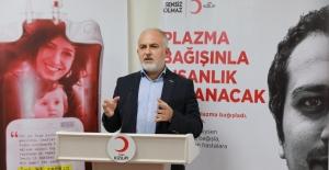 Türk Kızılay'dan Kan Ve İmmün Plazma Bağışı Çağrısı