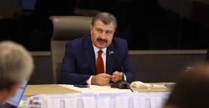 Türkiye'de Koronavirüs'ten Hayatını Kaybedenlerin Sayısı 7 Bin 119 Oldu