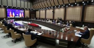 Türkiye Ve İran Arasındaki Yüksek Düzeyli İşbirliği Konseyi Altıncı Toplantısı'nın Ardından Ortak Bildiri Yayımlandı