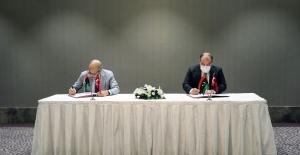 Türkiye Ve Libya Arasında Yatırım, Girişimcilik Ve Teknoloji Alanlarında İyi Niyet Anlaşması