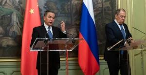Wang Yi: Çin, ABD'nin İç İşlerine Müdahale Etmedi