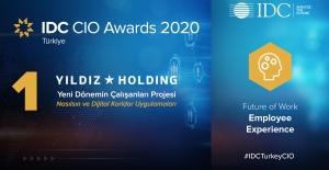 Yıldız Holding'in Dijital Projelerine IDC CIO'dan İki Ödül