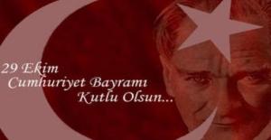 29 Ekim Cumhuriyet Bayramımız Kutlu Olsun