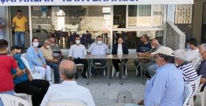 """CHP'li Şevkin: """"Esnaf, Evine Ekmek Götüremiyor"""""""