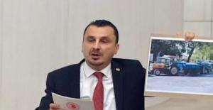 """CHP'li Başevirgen'den Bakan Pakdemirli'ye: """"Üreticinin Alın Teri Nerede"""""""