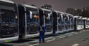 Çin'deki Elektrikli Otobüsler, Toplamın Yüzde 60'ına Ulaştı