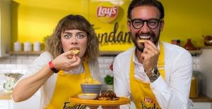 Demet Evgar Ve Danilo Zanna Lay's Fırından İçin Yemek Yaptı
