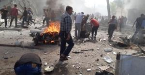 El Bab'da Bombalı Terör Saldırısı: 14 Sivil Öldü, 40 Kişi Yaralandı