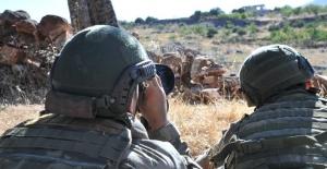 Fırat Kalkanı Ve Barış Pınarı Bölgelerinde 2 Terörist Etkisiz Hale Getirildi