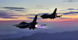 Irak Kuzeyine Hava Harekatı: 6 Terörist Etkisiz Hale Getirildi