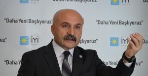 """İYİ Parti'li Usta: """"Açıklanan Bütçe Milletin Fakirleştiğinin İtiraf Belgesidir"""""""