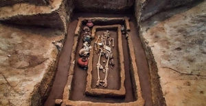 Shimao Kültürüne Ait 4 Bin Yıllık Mezarlık Bulundu