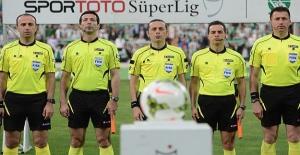 Süper Lig'de 7.Haftanın Hakemleri Açıklandı