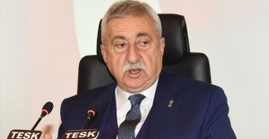 """TESK Genel Başkanı Palandöken: """"Atalarımızdan Miras 97 Yıllık Çınar"""""""