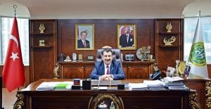 """TÜDKİYEB Genel Başkanı Çelik: """"FAO'ya Göre Koyun, Keçi Eti Üretimimiz Açıklananın 4 Katı"""""""