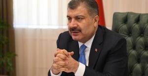 Türkiye'de Son 24 Saatte Bin 581 Kişiye Covid-19 Tanısı Konuldu