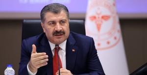 Türkiye'de Son 24 Saatte Koronavirüs'ten 57 Kişi Hayatını Kaybetti, 1.396 Kişi İyileşti