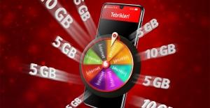 Vodafone'dan 6 Ay Boyunca Hediye İnternet