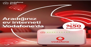 Vodafone'dan Uzaktan Eğitim Döneminde Ailelerin İnternet Bütçesine Destek