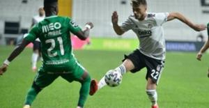 Yukatel Denizlispor – Beşiktaş Maçının İlk 11'leri Belli Oldu